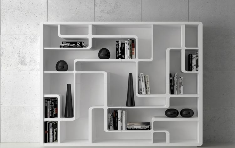 Gebogene moderne Möbel für die Inneneinrichtung  Duxilon