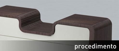 Come Piegare Il Legno.Procedimento Per Piegare Il Legno E Creare Mobili Di Design Duxilon